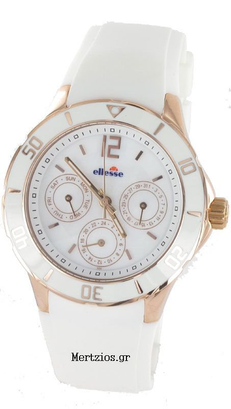 Ellesse 03-0644-504 White Strap watch  53d52b87ae9