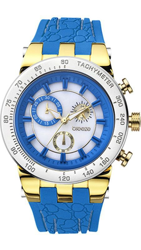Breeze Desire Blue Watch 110011.3