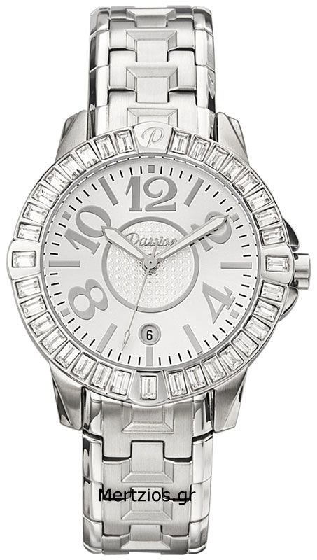 Passion Crystal Steel Watch 11330