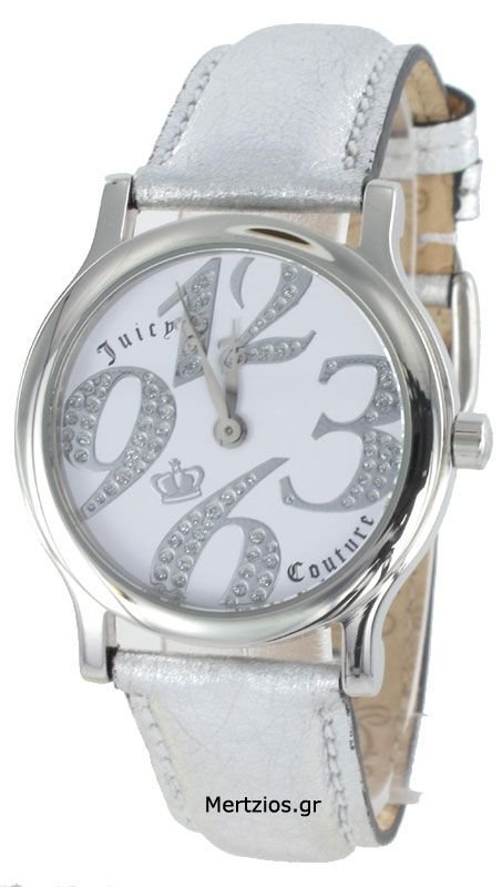 Juicy Couture Silver Strap Watch 1900407