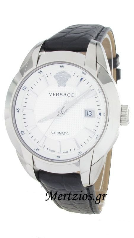 Versace Character Automatic Swiss Made Date Watch 25A399D002S009