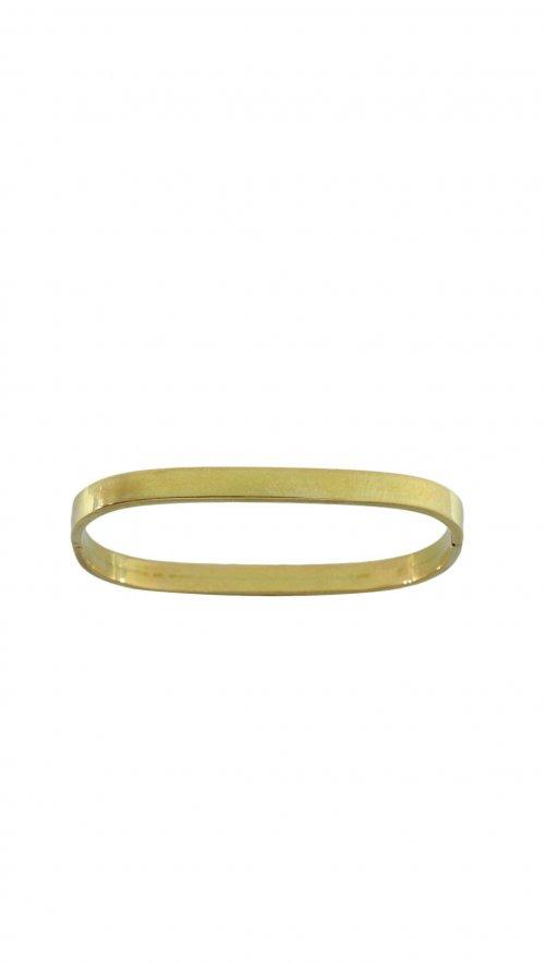 Βραχιόλι χειροπέδα χρυσό 14 καράτια  d885bf81fdb