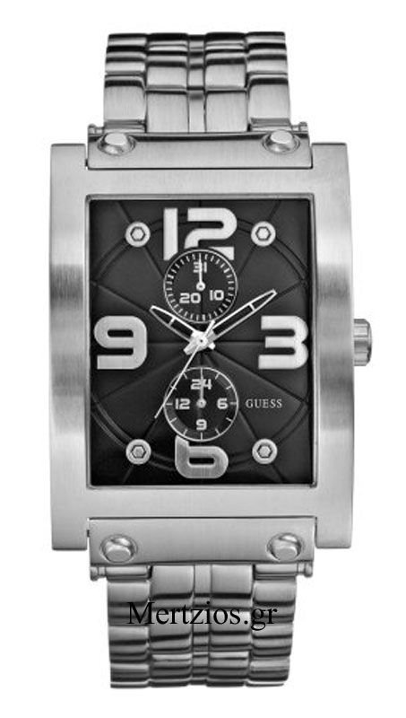 Guess Stainless Steel Watch W14519G1