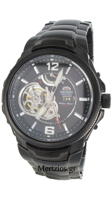 Orient Black Automatic Watch CFT01003B