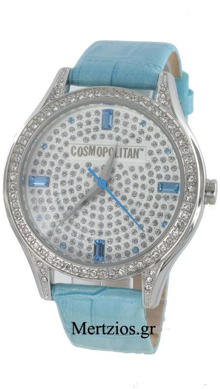 Cosmopolitan Turquoise Watch CM12902