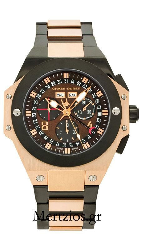 Chase Durer Conquest Chrono Special Edition