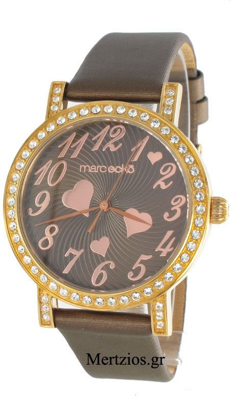 Marc Ecko brown watch E95055L1