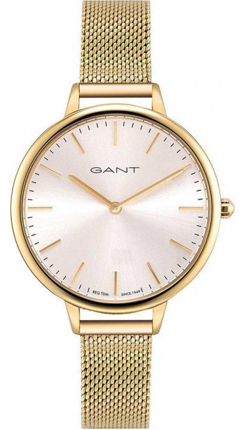 Ρολόι Gant Sarasota με χρυσό μπρασελέ GT072001  0bde60f63ac