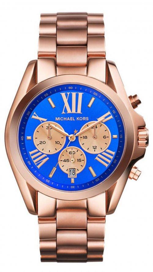 Ρολόι Michael Kors με ροζ χρυσό μπρασελέ MK5951  a2b5cdc1c7a
