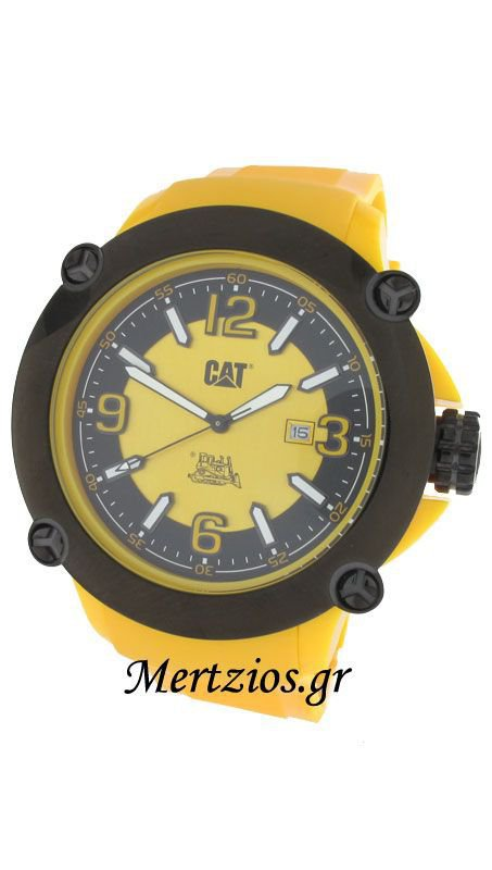 Caterpillar Ranger Yellow Watch P217127127