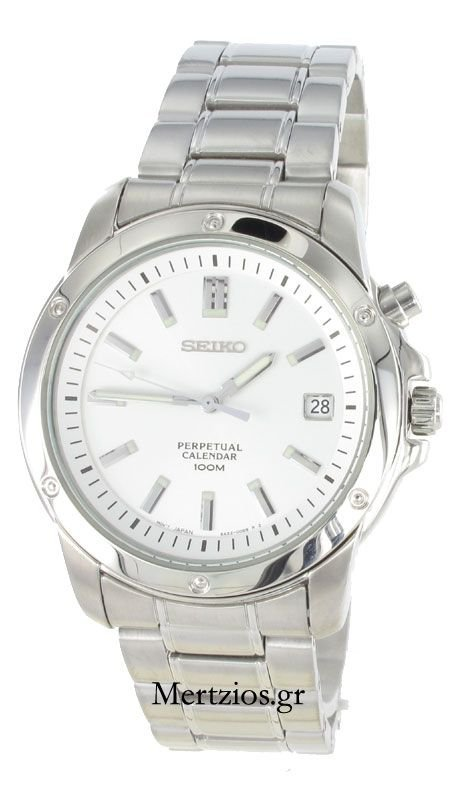 Seiko Perpetual Calendar.Seiko Perpetual Calendar Watch