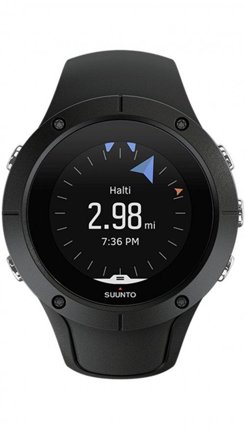 Αθλητικό unisex ρολόι Suunto Spartan trainer wrist HR μαύρο SS022668000 658752f121d