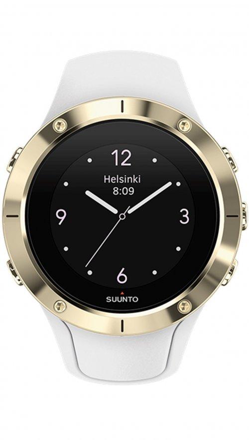 Αθλητικό unisex ρολόι Suunto Spartan trainer wrist HR gold SS023426000 c6681fb1145