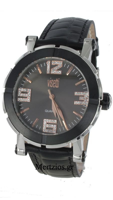 Visetti Groove Black Watch TI-WSW706SB