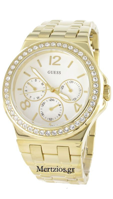 Guess Gold Watch W18538L1