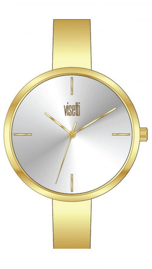 d30b98feebd7 Visetti Top Secret Series steel watch ZE-497GI