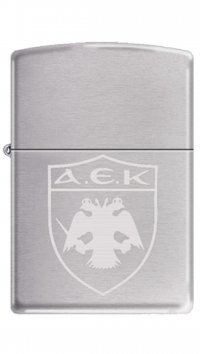 Zippo Zippo lighter with AEK emblem AE272