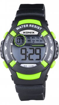 Xonix Xonix digital black watch IA-007