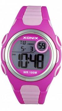 νέο Xonix Ρολόι Xonix ψηφιακό με ροζ λουράκι IH-001 3af6b7d68ee