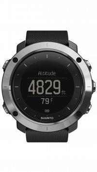 νέο -5% Suunto Ρολόι Suunto Traverse outdoor με μαύρο λουράκι SS021843000 ffe5e61809a