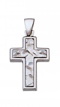 νέο Mertzios.gr Μικρός σταυρός ασήμι 925 σφυρίλατος 9ae1f00b6c1