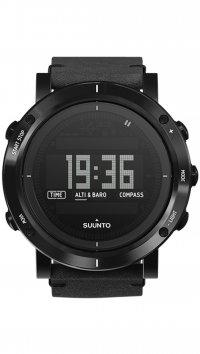 νέο -5% Suunto Ρολόι Suunto Essential carbon με μαύρο λουράκι SS021215000 b38b9b74f5c